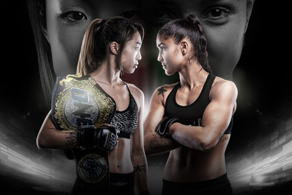 More Than A World Title Is On The Line For Angela Lee And Istela Nunes