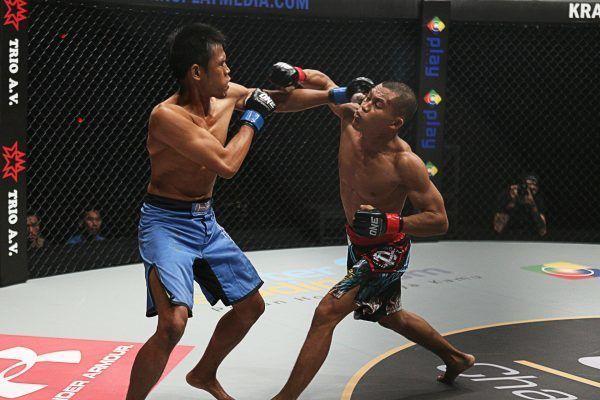 Roso Nugroho VS Adrian Mattheis