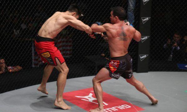 Adrian Pang VS Peter Davis