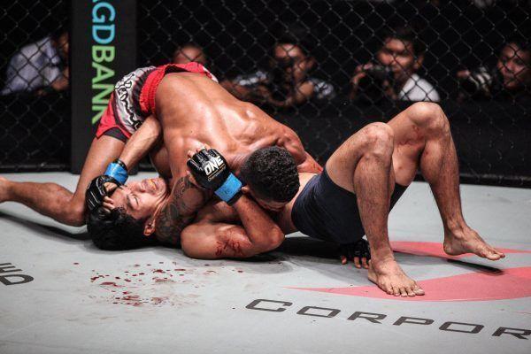 Adriano Moraes' Sensational Comeback Submission