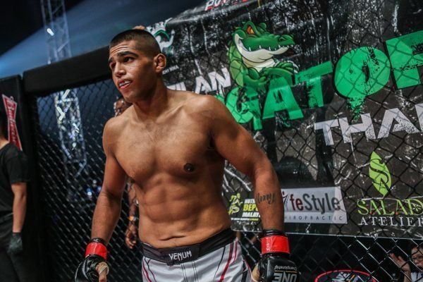 "Agilan ""Alligator"" Thani Lost 55kg To Become One Of Asian MMA's Elite"