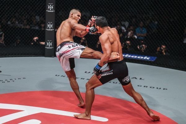 Trestle Tan VS Agilan Thani
