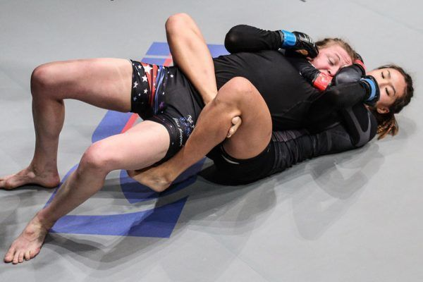 Rebecca Heintzman VS  Angela Lee