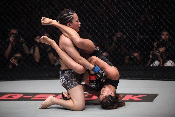 Mei Yamaguchi VS Angela Lee