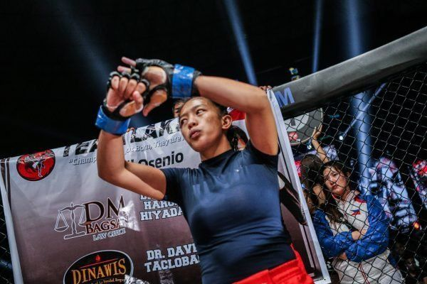 April Osenio Looks To Defeat Jenny Huang, Eyes Championship Gold