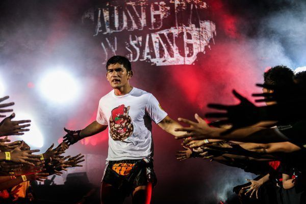 How Aung La N Sang Is Preparing For His Greatest Challenge