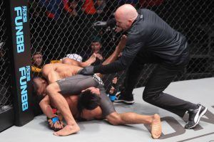 Bibiano Fernandes' Beautiful Submission Of Kevin Belingon