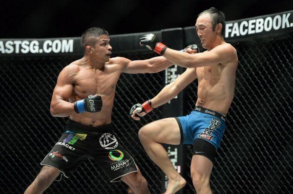 Bibiano Fernandes VS Soo Chul Kim