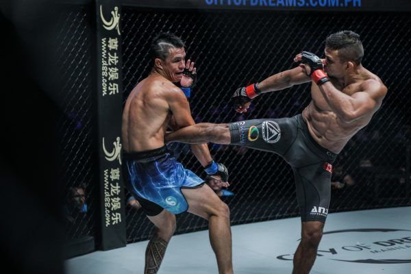 Bibiano Fernandes Survives Scare To Successfully Defend Title