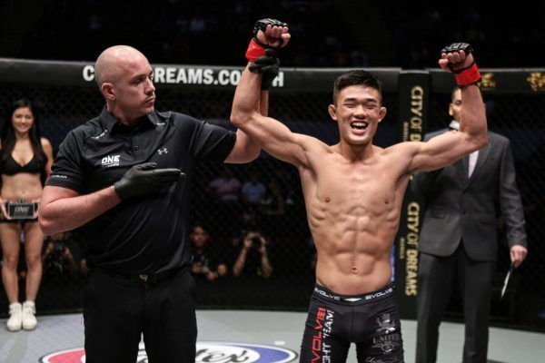 Flashback To Christian Lee's Knockout ONE Debut
