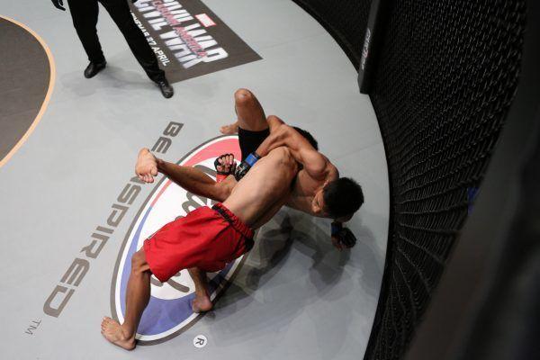 Muhamad Haidar VS Danny Kingad
