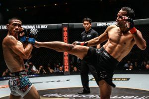 Full Fight: Dejdamrong Sor Amnuaysirichoke VS Roy Doliguez