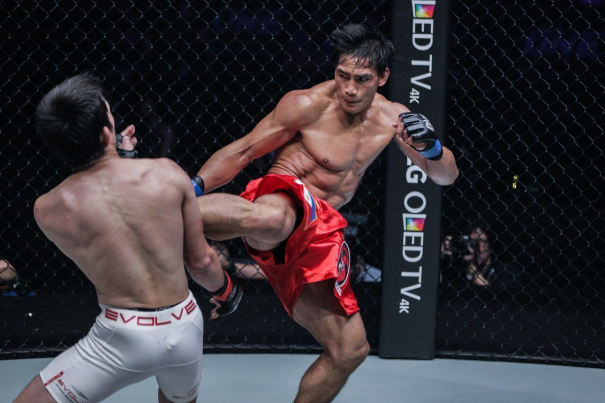 Eduard Folayang Determined To Beat Ev Ting In Manila Homecoming