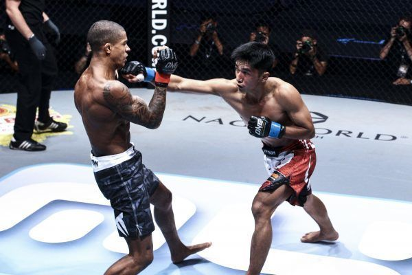 Geje Eustaquio Driven By Desire To Be The Best In ONE Championship