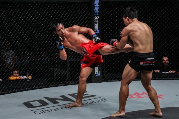 The Reinvention Of Honorio Banario Into A Stronger, More Complete Martial Artist