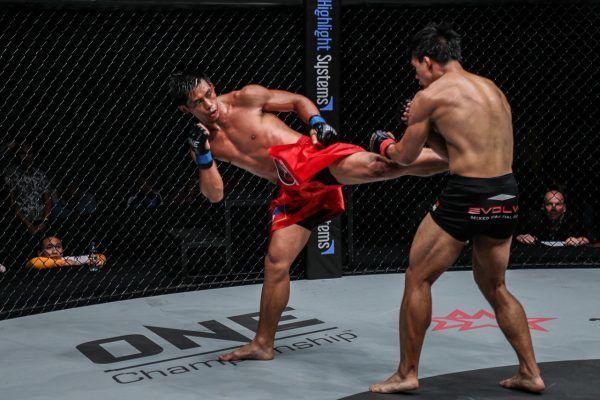 The Reinvention Of Honorio Banario Into A Stronger, More Complete Martial Artist