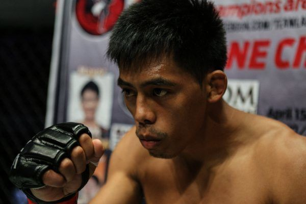 Honorio Banario Expects To Finish Jaroslav Jartim And Make His Parents Even Prouder