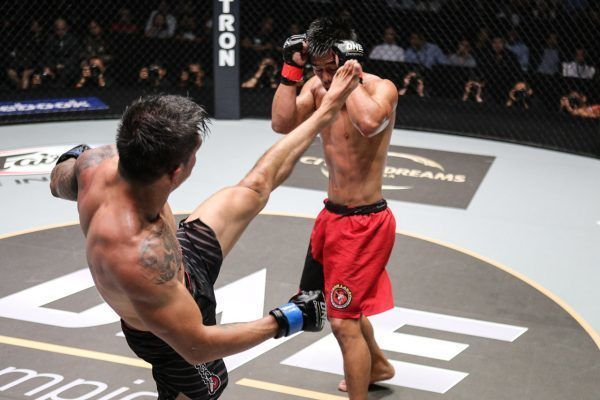 Honorio Banario And Vaughn Donayre's Entertaining Throwdown