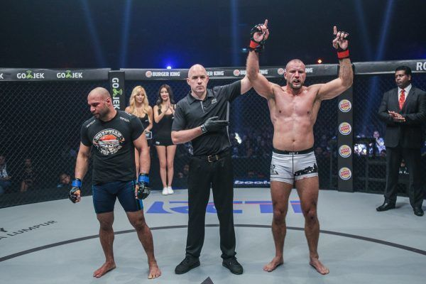 Igor Subora Outpoints Sherif Mohamed At ONE: QUEST FOR POWER