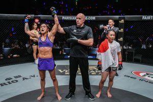 Full Fight: Istela Nunes VS Mei Yamaguchi