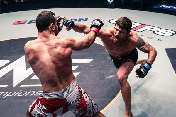 Jake Butler VS Sylvain Potard