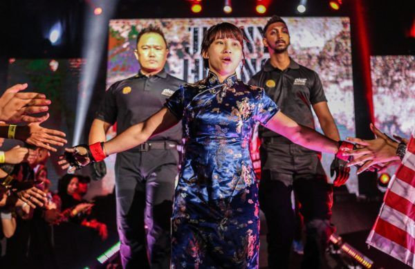 Against All Odds, Jenny Huang Plans To Leave Bangkok The Champion