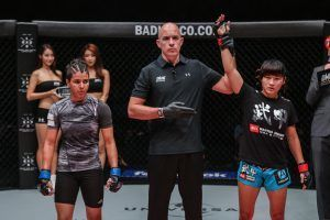 Full Fight: Jenny Huang VS Jeet Toshi