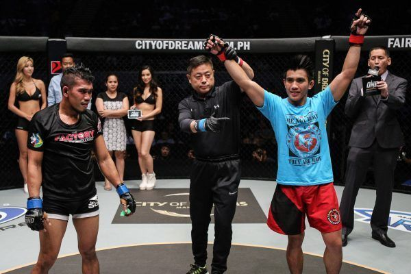 Joshua Pacio Aspires To Walk In Eduard Folayang's Footsteps