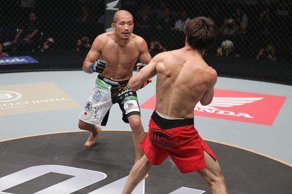 "Kazunori Yokota Feels He ""Must Win"" Against Martin Nguyen"