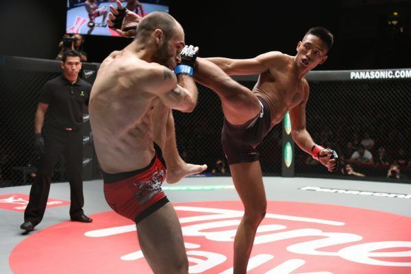 Bout Preview: Keanu Subba VS Ahmed Mujtaba