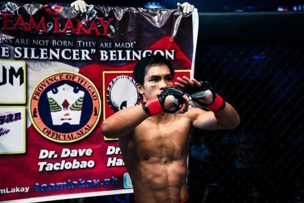 Match Highlights: Kevin Belingon vs David Aranda