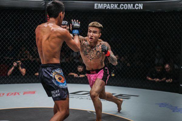 Keanu Subba VS Li Kai Wen