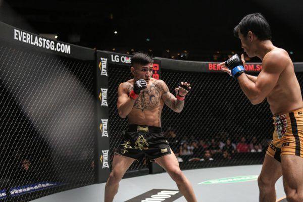 Nathan Ng VS Li Kai Wen