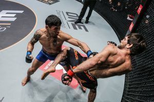 Full Match Replay: Narantungalag Jadambaa VS Marat Gafurov II