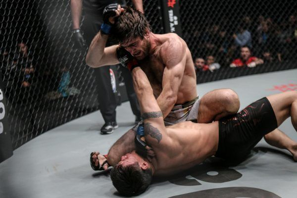 Champion Marat Gafurov Plans To Finish Jadambaa Faster Than Last Time