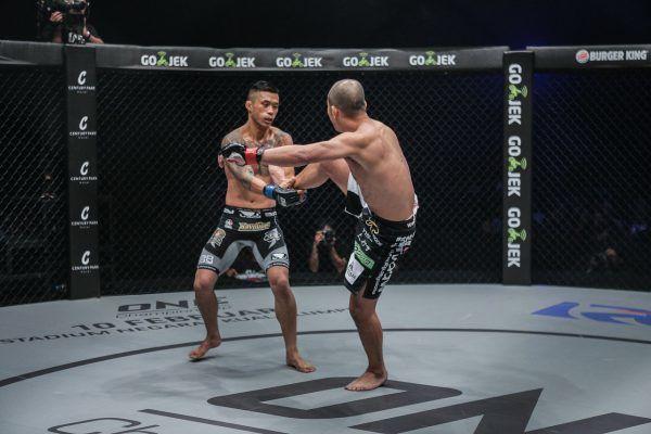 Martin Nguyen VS Kazunori Yokota