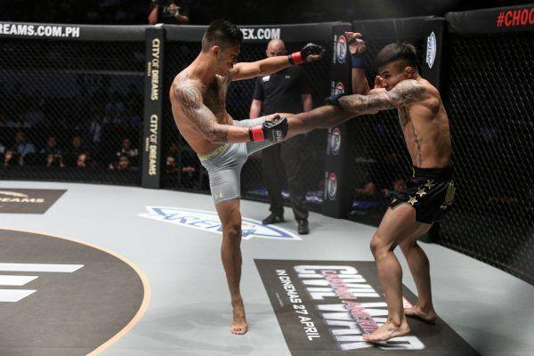 Li Kai Wen VS Martin Nguyen