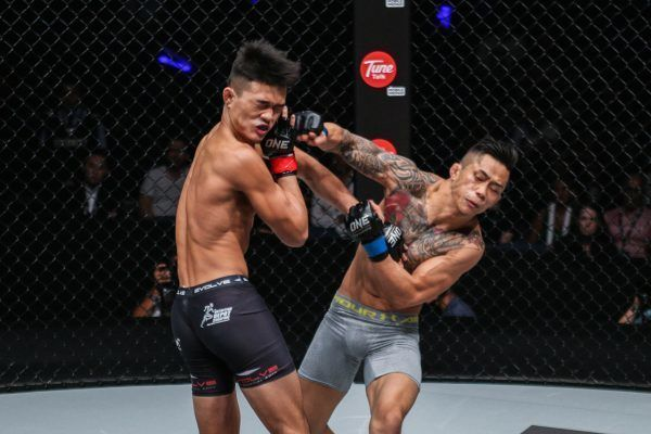 Martin Nguyen VS Christian Lee