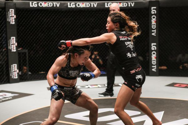Angela Lee Aims To Cement Her Legacy At ONE: WARRIOR KINGDOM