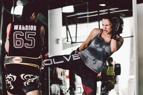 Michelle Nicolini: A Rare Breed Of Martial Artist
