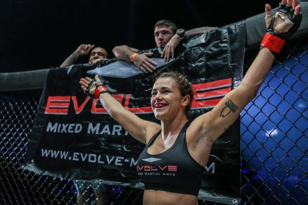 After 'Perfect' Debut, Michelle Nicolini Looks To Make Magic At ONE: KINGS OF DESTINY