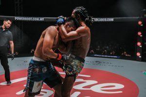 Muhammad Aiman VS Hisyam Samsudin
