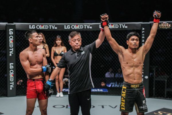 Niko Soe Submits Muhamad Haidar In First Round At ONE: DEFENDING HONOR