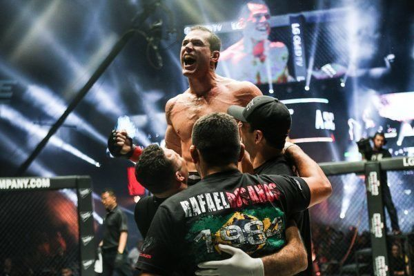When Roger Gracie Captured His World Title