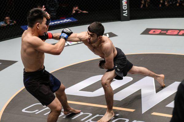 Saygid Guseyn Arslanaliev's Huge Knockout Of Ma Jia Wen