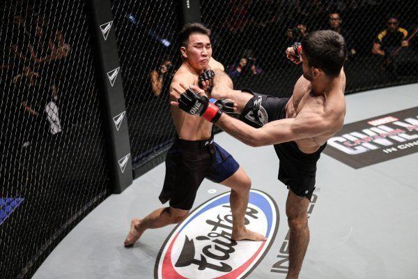 Ma Jia Wen VS Saygid Guseyn Arslanaliev