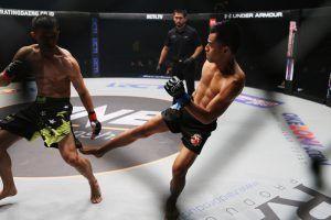 Stefer Rahardian VS Hendrick Wijaya