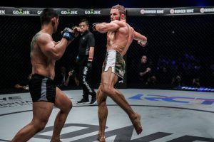 Full Fight: Vitaly Bigdash VS Aung La N Sang I