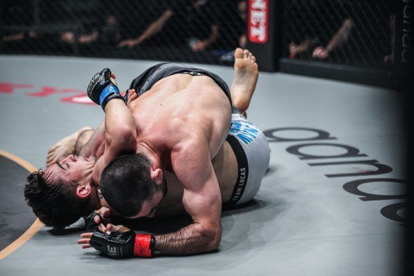 5 Submission Wizards Seeking The Tap At ONE: KINGS OF COURAGE