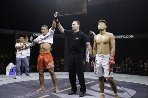 Flashback To Eduard Folayang's ONE Debut